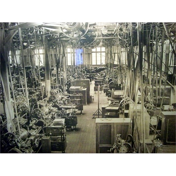 Small Arms Factory Lathes