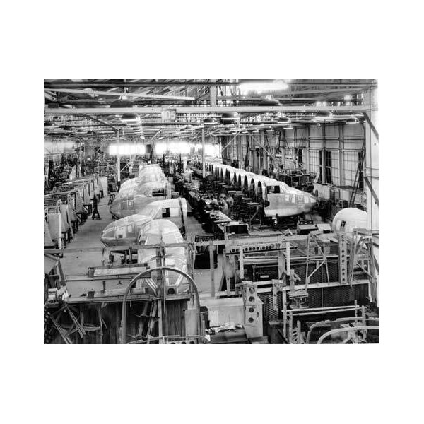 Factory at Chullora, NSW