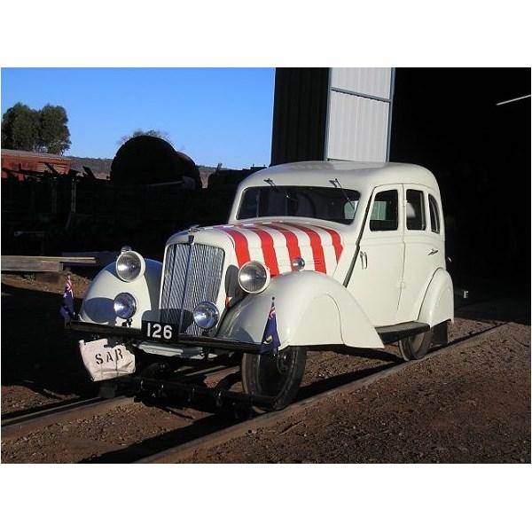 Motor Inpection Car MIC126
