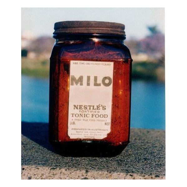 Milo Jar, Wartime Emergency package