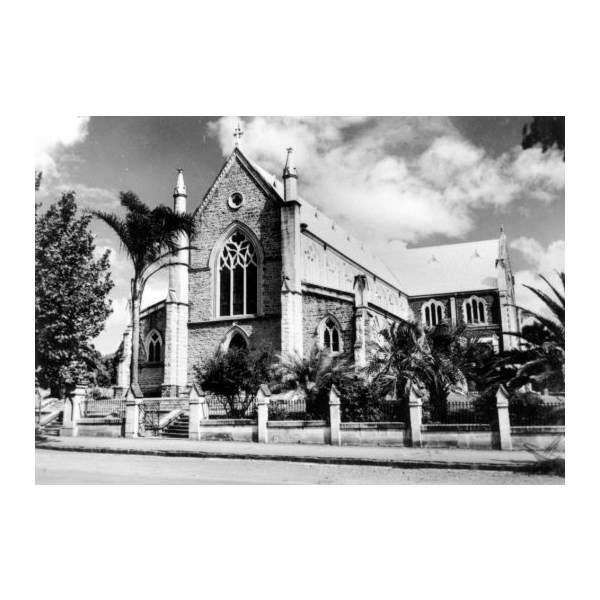 St. Patrick's Cathedral, Toowoomba, 1953