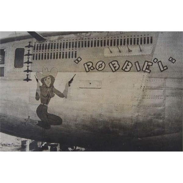 B-24 Robbie L II - Manbulloo