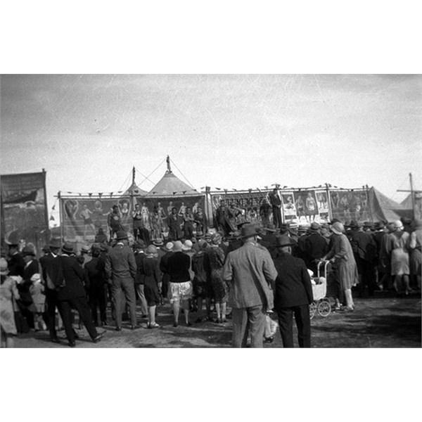 Albury Showgrounds, 1930s