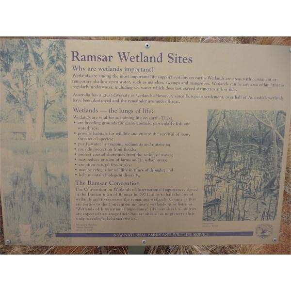 Lake Pinaroo Ramsar Site