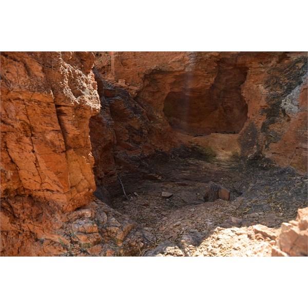 Hidden Rockhole maybe not