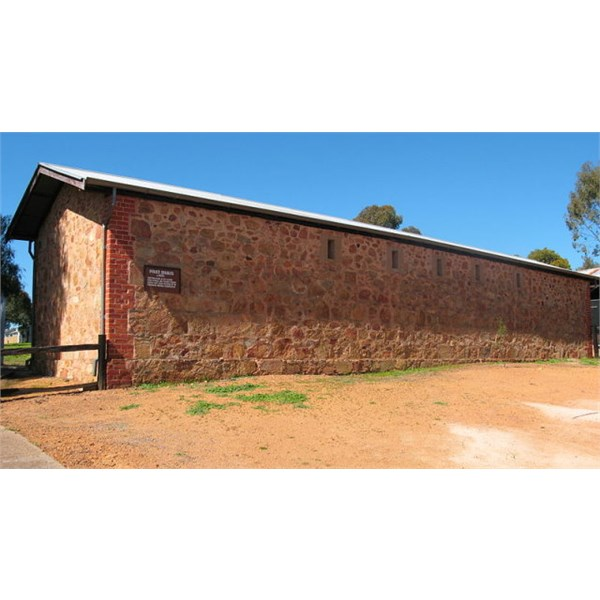 Toodyay Police Stables