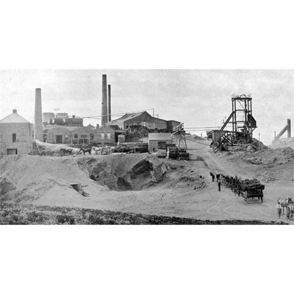Blinman Mine 1903