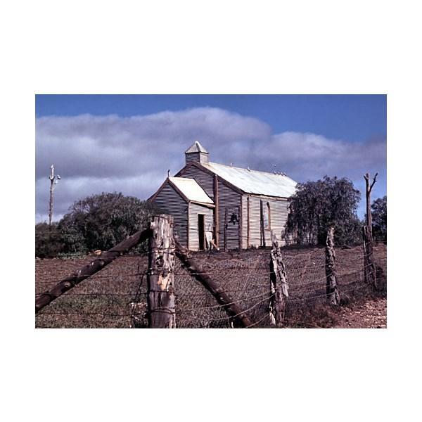 Blinman church 1961