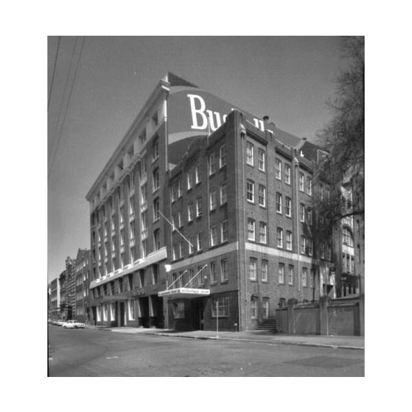 Bushells Building in Concord