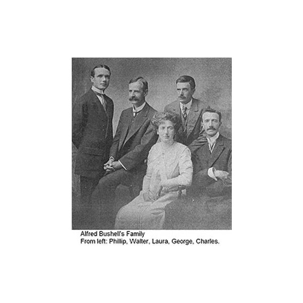 Bushells family