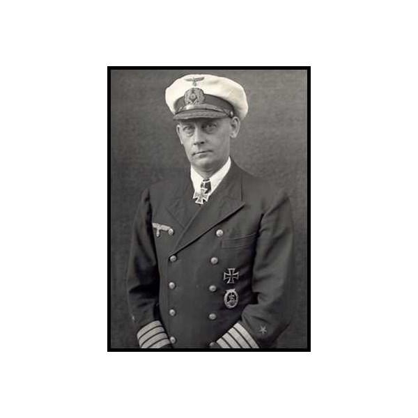 Fregattenkapitan Theodore Detmers