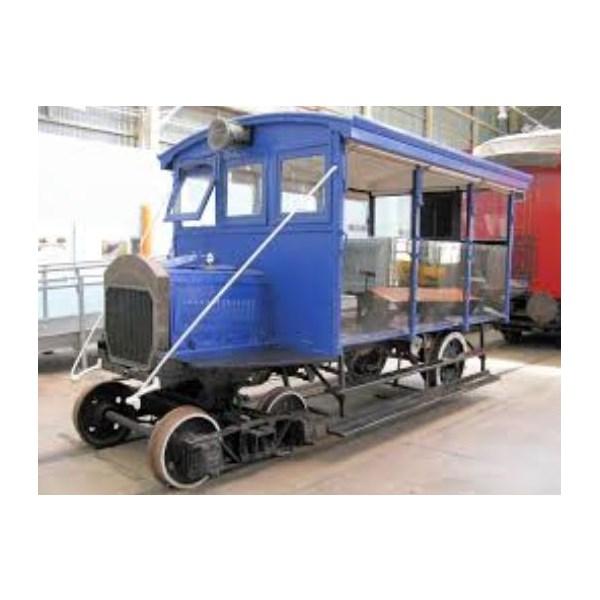 RM14 Railmotor