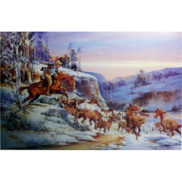Snowy River Chase