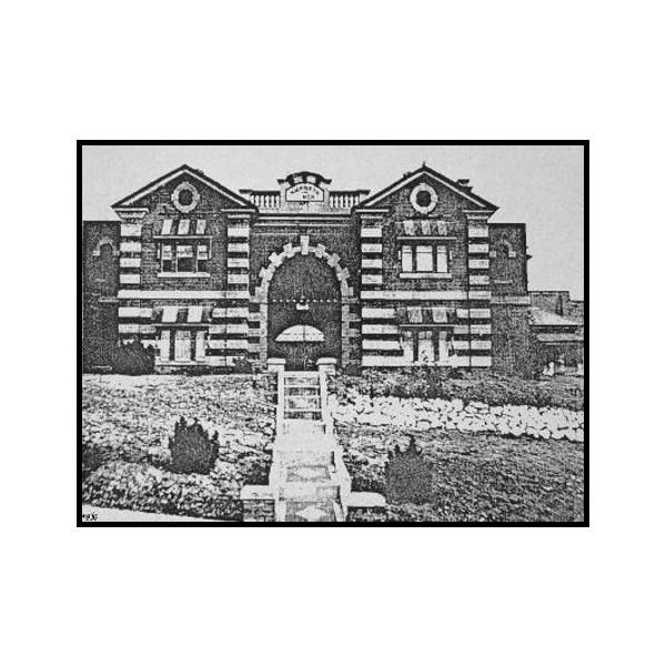 Boggo Road Gaol 1936