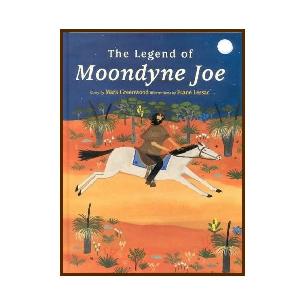 Mark Greenwood's The Legend of Moondyne Joe