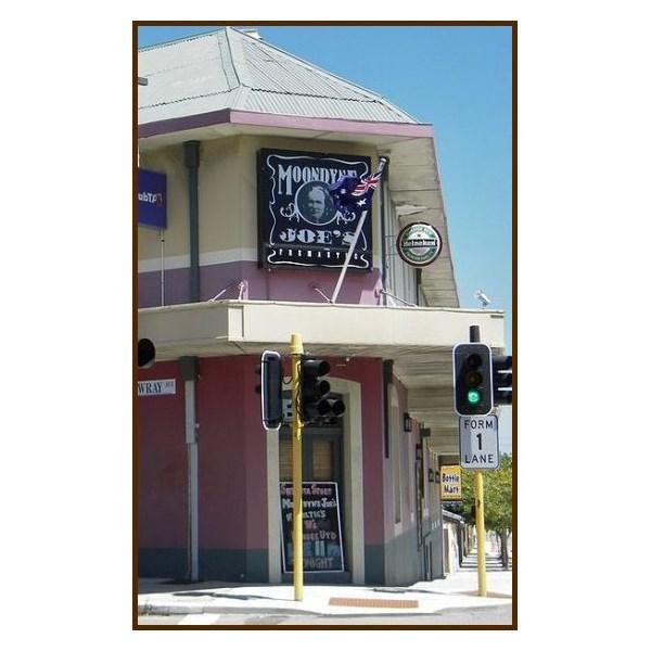 Moondyne Joe's Bar and Bistro, Fremantle,