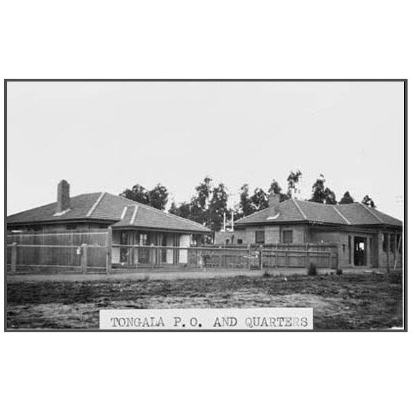 Tongala Post Office and quarters