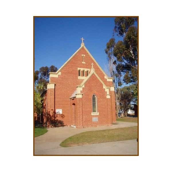 St Patrick's Catholic Church