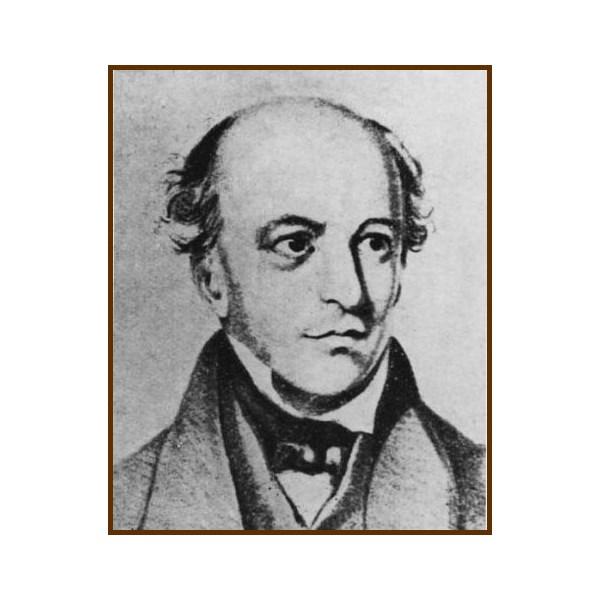 Portrait of Allan Cunningham