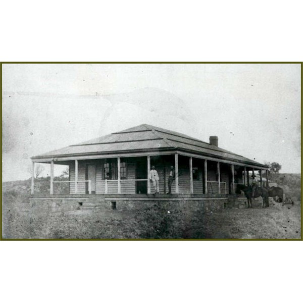 Roebuck Bay PO and Cable Station 1890