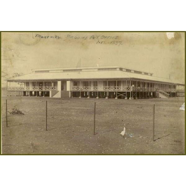 Broome PO 1897