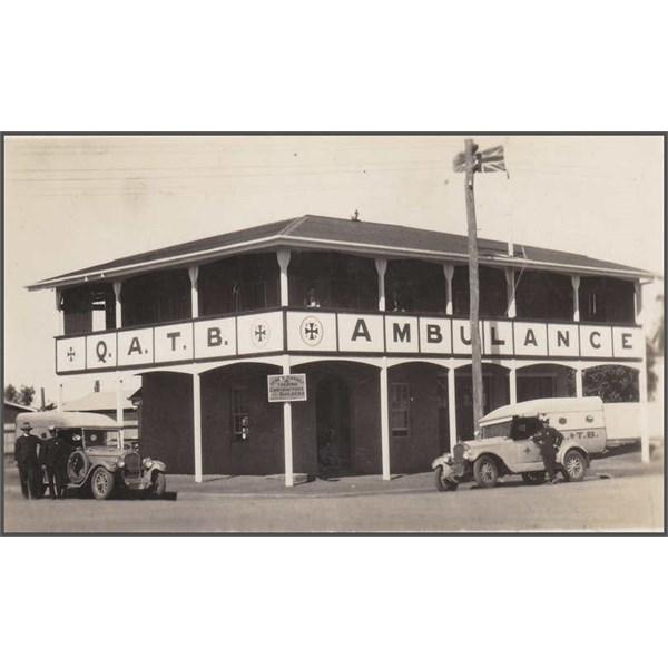(QATB) building Longreach