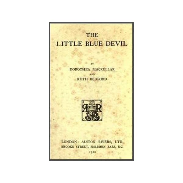 The little blue devil