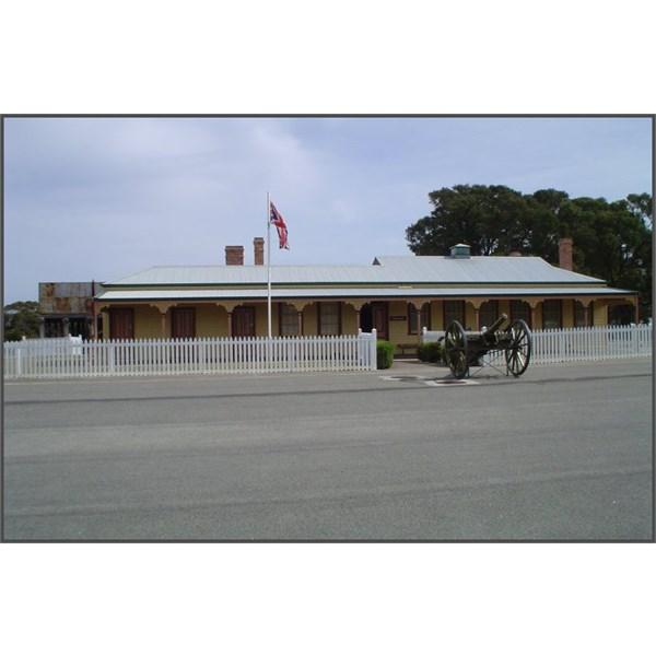 Pricess Royal Fortress Barracks at Albany.WA