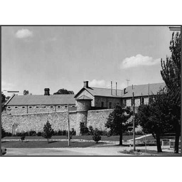 Beechworth Prison 1971