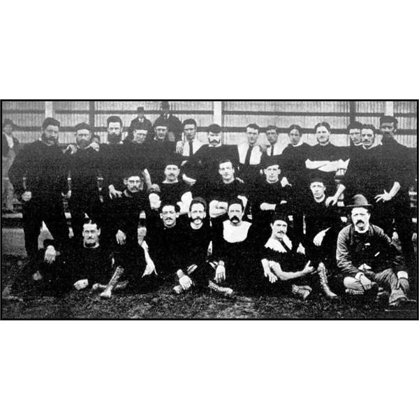 Norwood premiership team 1878