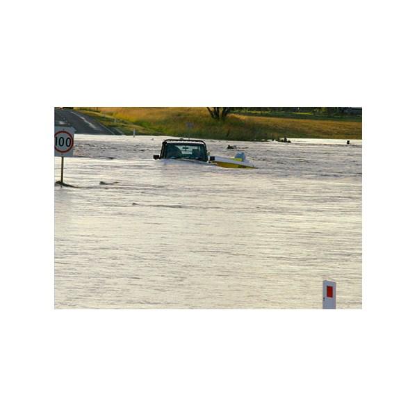 Condamine River Crossing 2008