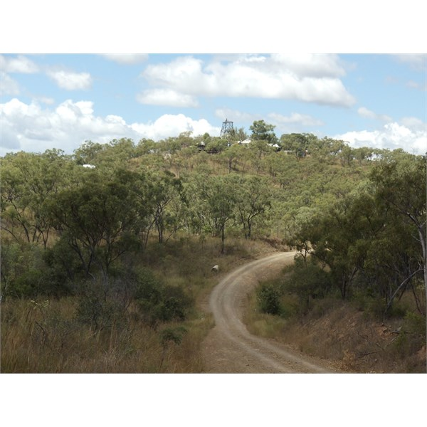 Tyrconnel Mine - on road into Kingsborough Nth Qld
