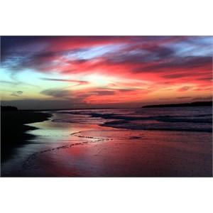 Inskip point Sunset
