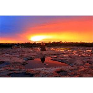 Goldfields Sunset