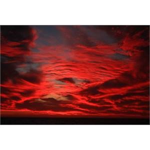 Sunset near Hillarys WA