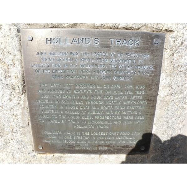 John Holland - Close shot