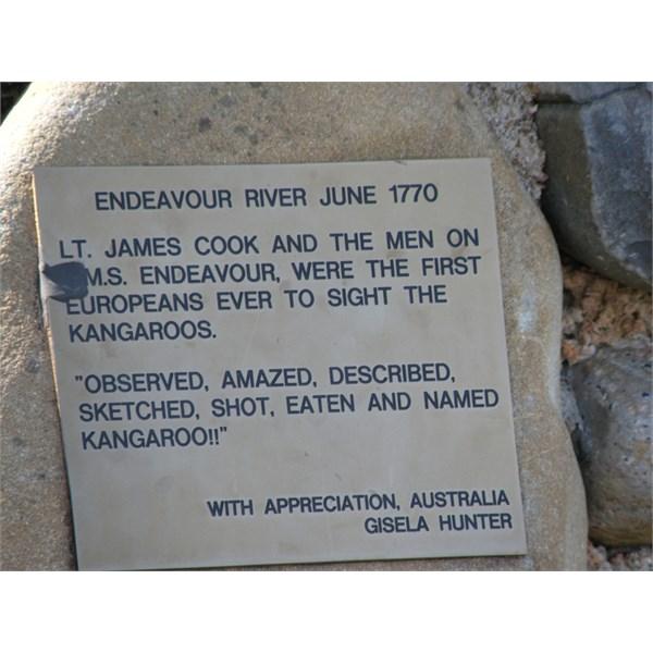 James Cook - Cooktown