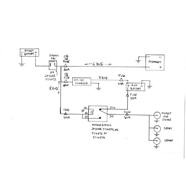 Aux Wiring Diagram