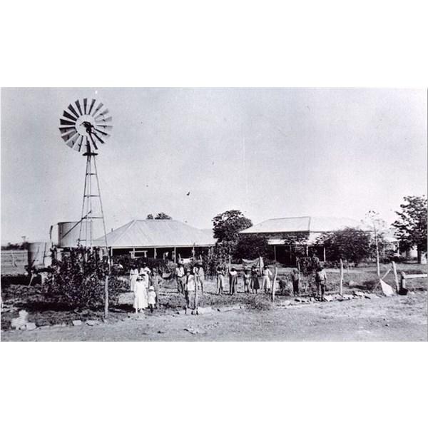 Argyle Station 1921