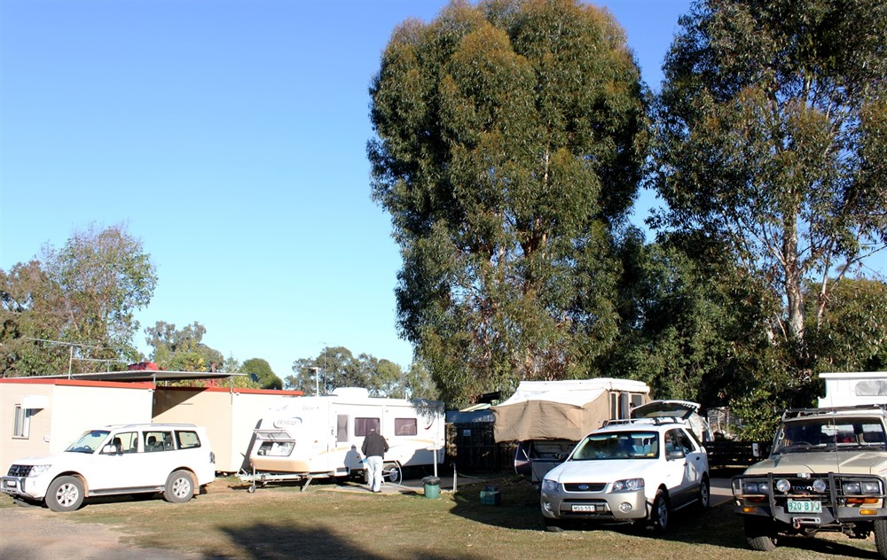 Chinchilla Mobile Park Amp Motel QLD ExplorOz Places