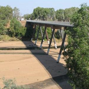 Bridge in the Dry