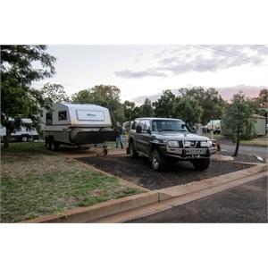 Cobar Caravan Park