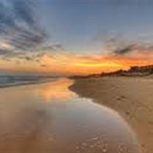 The famous Ninety Mile Beach