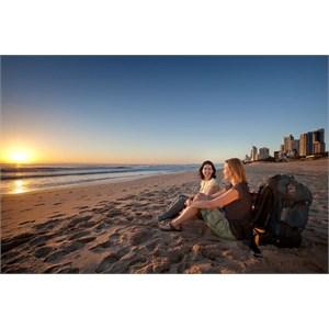 Serene sunrises at Main Beach, Gold Coast