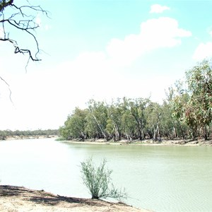 Murray River - Baggs Band