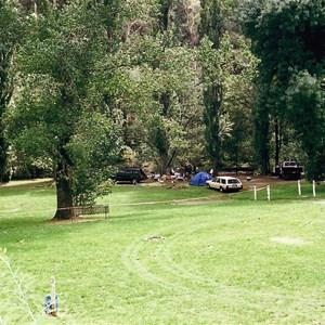 Kevington camp ground
