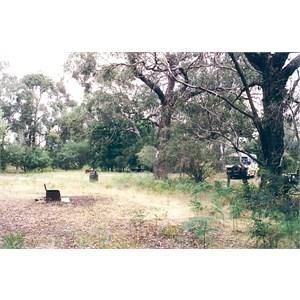 freshwater lake picnic ground