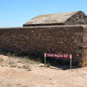 Burra Mine Powder Magazine