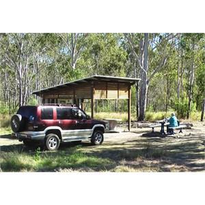 Shelter & Rest Area - Elloitt