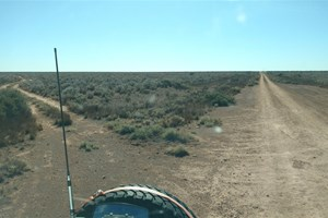 Watson Turn Off - Old Eyre Highway - SA